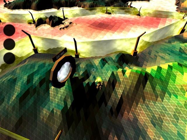 Darwinia demo screenshot 4