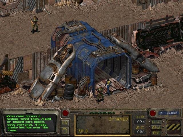 Fallout (for Mac OS 7-9) (1997)