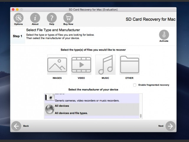 SD Card Recovery for Mac (2019)