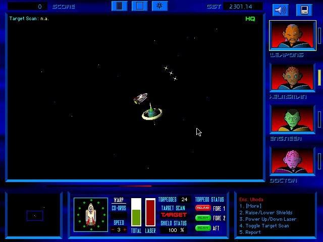 Missions of the Reliant (1996)