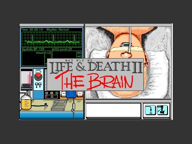 Life & Death II: The Brain (1990)