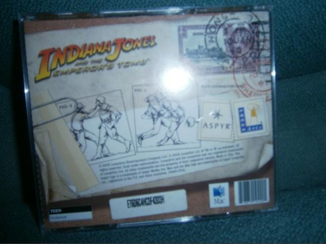 CD jewel case back