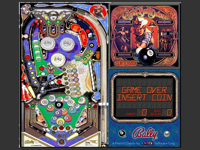 Eight Ball Deluxe (1992)