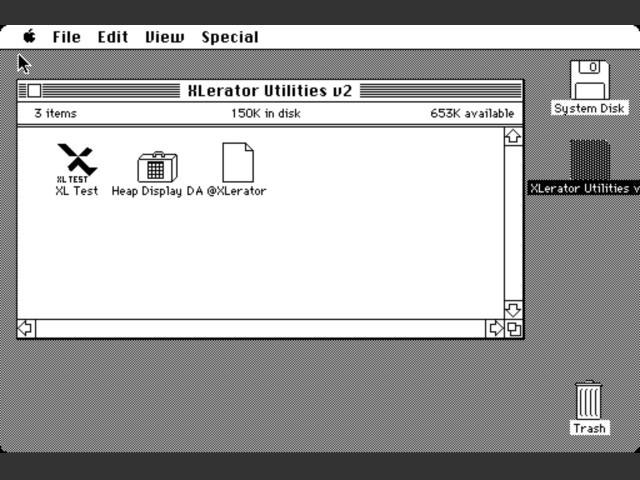 XLerator Utilities v2 (1987)