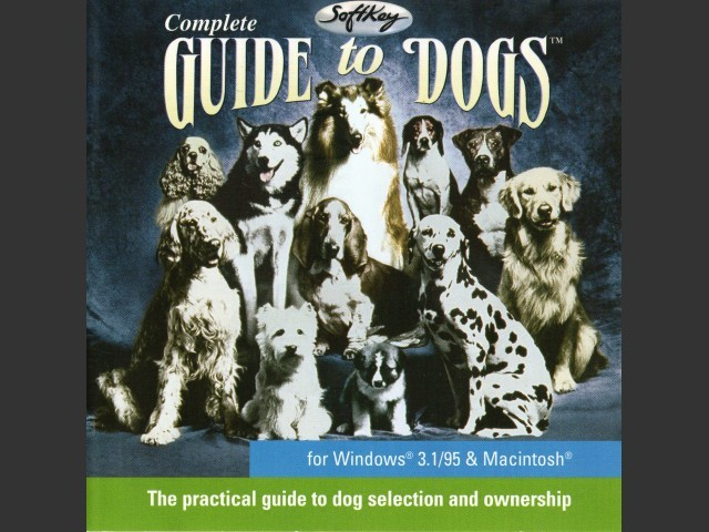 Complete Guide to Dogs (1997)