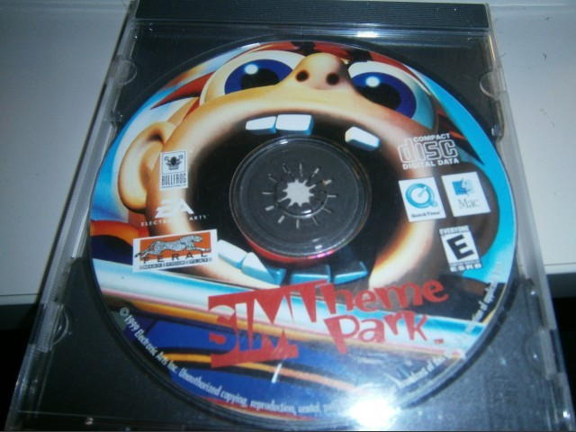 Theme Park World (aka Sim Theme Park) (2000)