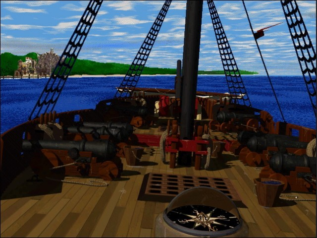 Pirates: Captain's Quest (1996)