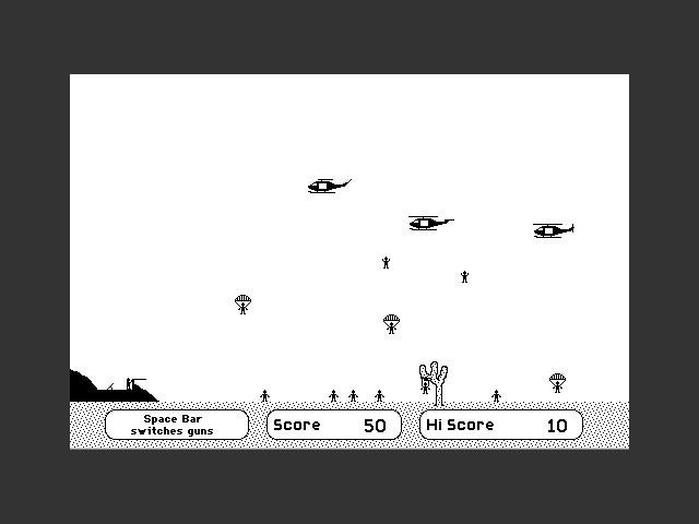 Airborne! (a.k.a. Banzai!) (1984)
