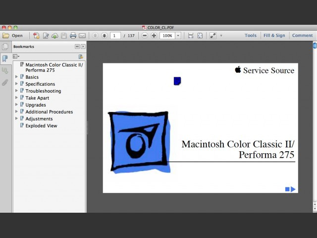 Apple Service Manuals (2003)