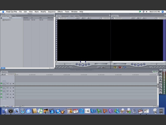 Final Cut Studio 1.0 (2005)
