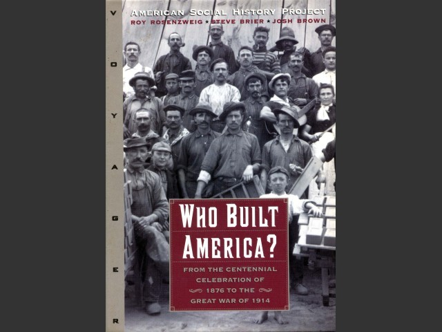 Who Built America? (1993)