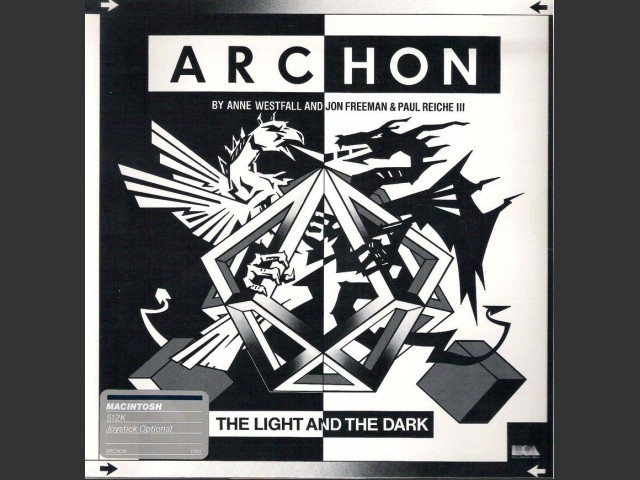 Archon (Mac) box cover