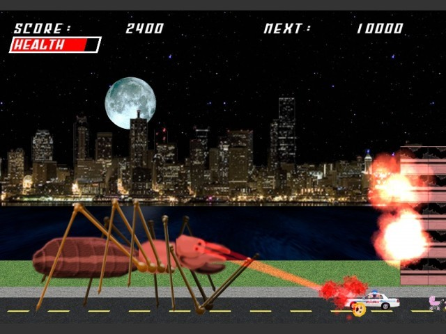 Arachnoid: Predator of Worlds (2005)