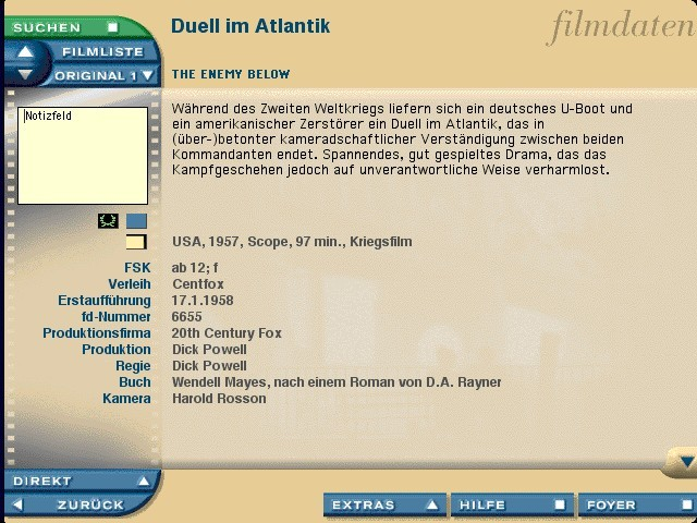 Lexikon des internationalen Films 1996 (1996)