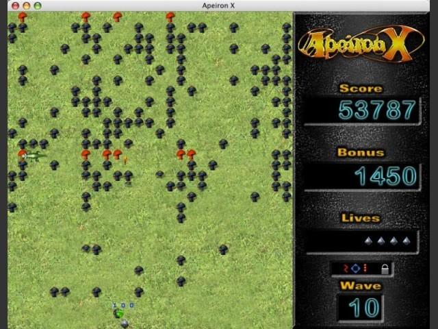 The Mac OS 9 version of Apeiron