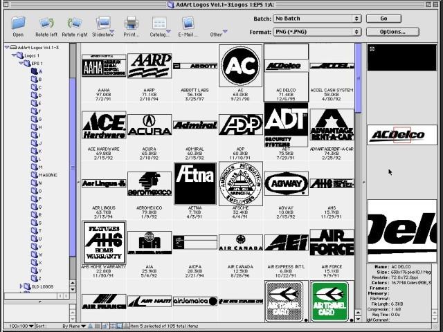 AdArt Logos tiny (0.5%) preview