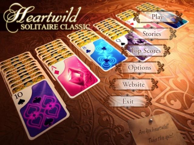 Heartwild Solitaire Classic (2010)