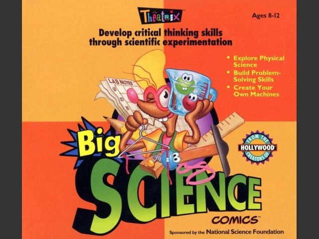 Big Science Comics (1996)