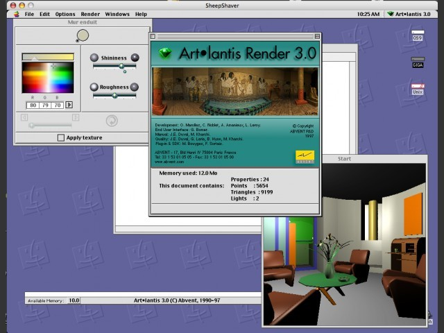 Artlantis 3.0 - Screenshot
