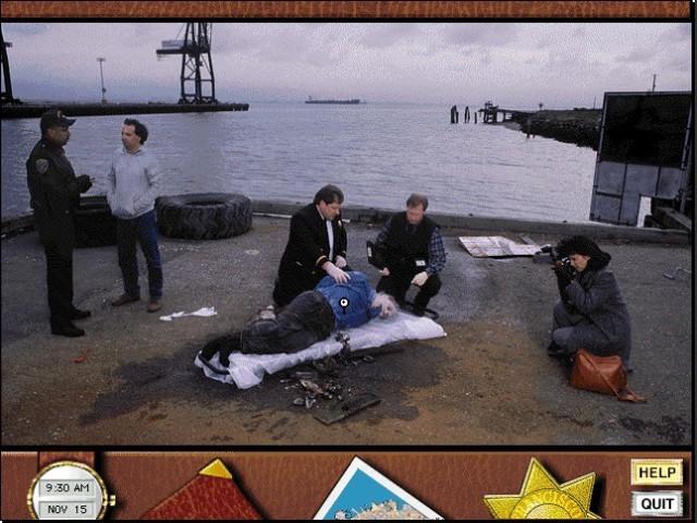 SFPD Homicide: Case File - The Body in the Bay (aka Golden Gate Killer) (1995)