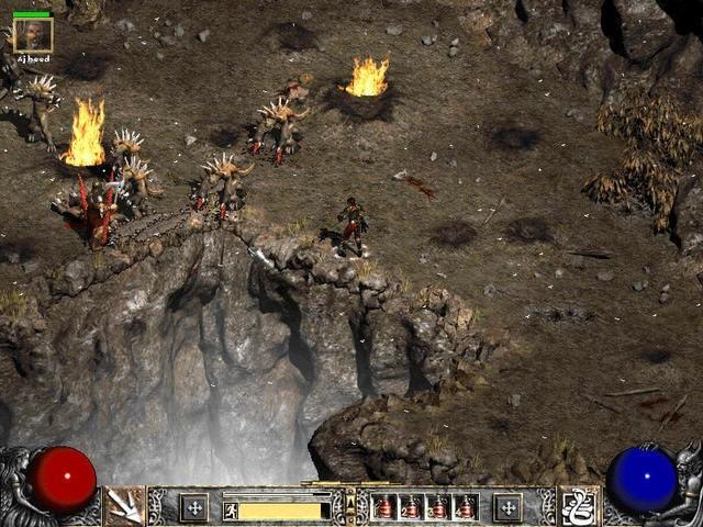 Expansion gameplay