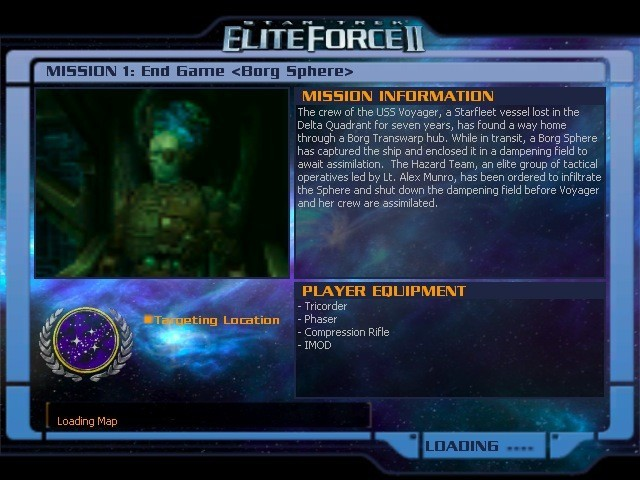 Star Trek: Elite Force II - Macintosh Repository