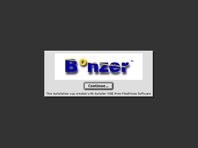 Bing Bonzer (1998)