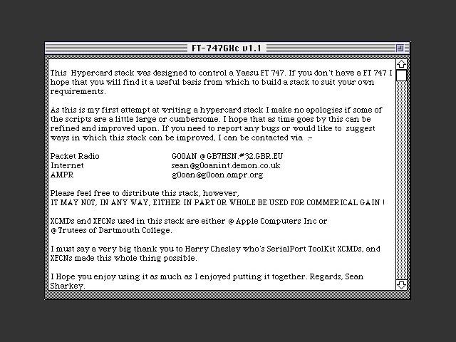 HyperFT747GX (1998)