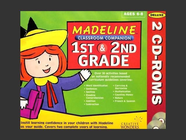 Madeline Classroom Companion: 1st & 2nd Grade (1997)