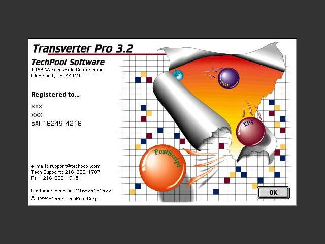 Transverter Pro 3.2.x (1997)