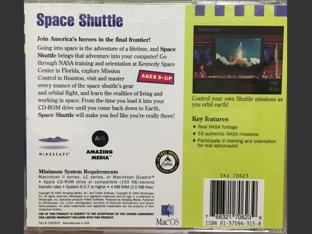Space Shuttle (1993)