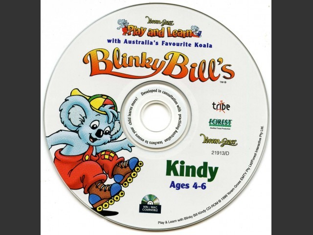 Play & Learn with Blinky Bill: Kindy (1999)