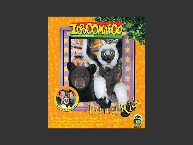 Zoboomafoo: Animal Kids (2000)