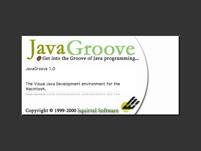 Java Groove 1.0 (2000)