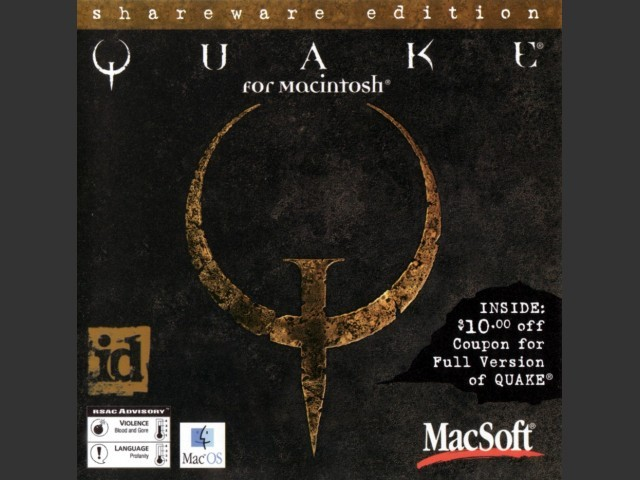 Quake Shareware Edition (1997)
