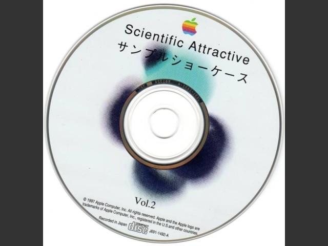 Scientific Attractive Sample Showcase Vol. 2 CD-ROM