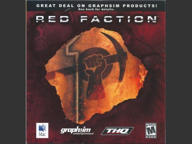 Red Faction (2001)