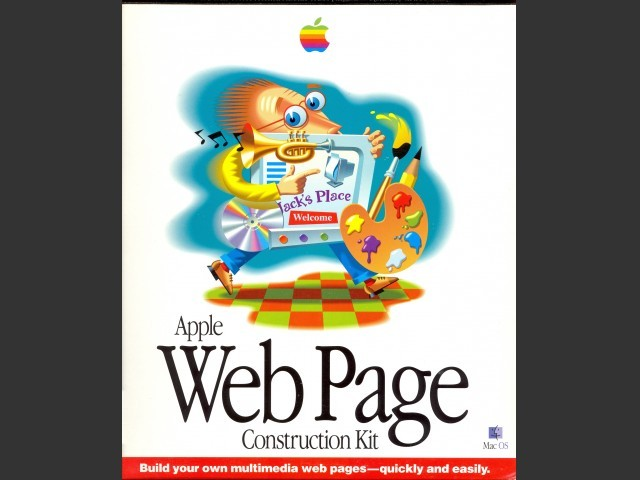 Web Page Construction Kit (1997)