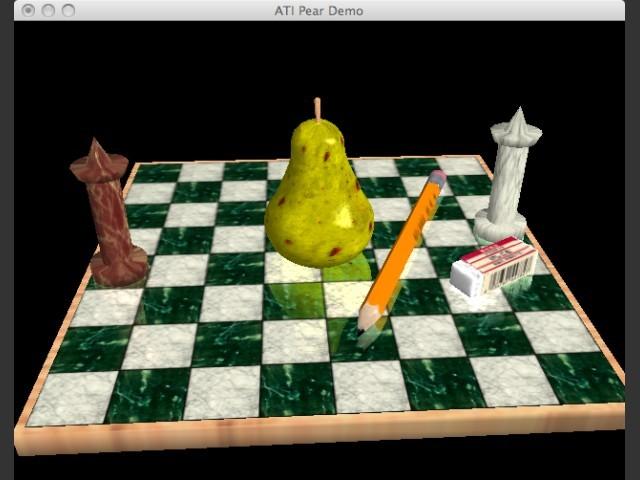 ATI OpenGL Demos for Mac OS X (2003)