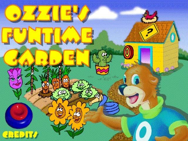 Ozzie's Funtime Garden (1995)