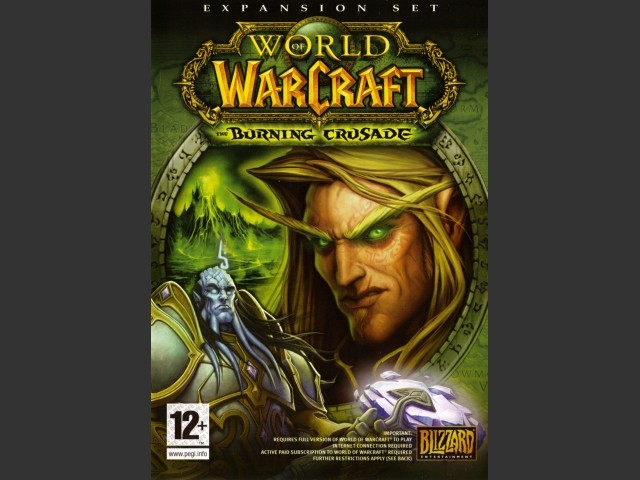 World of Warcraft: The Burning Crusade (2007)