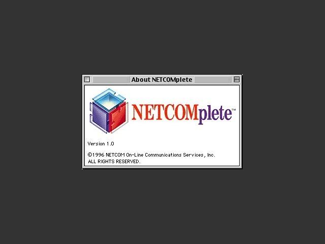 NETCOMplete (1996)