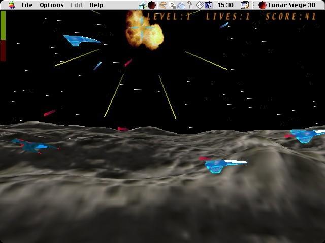 Lunar Siege 3D (2001)