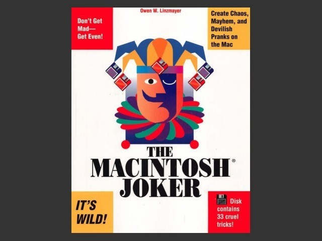 The Macintosh Joker (1993)