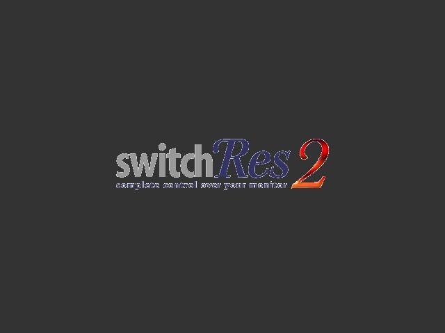 SwitchRes 2 (2001)