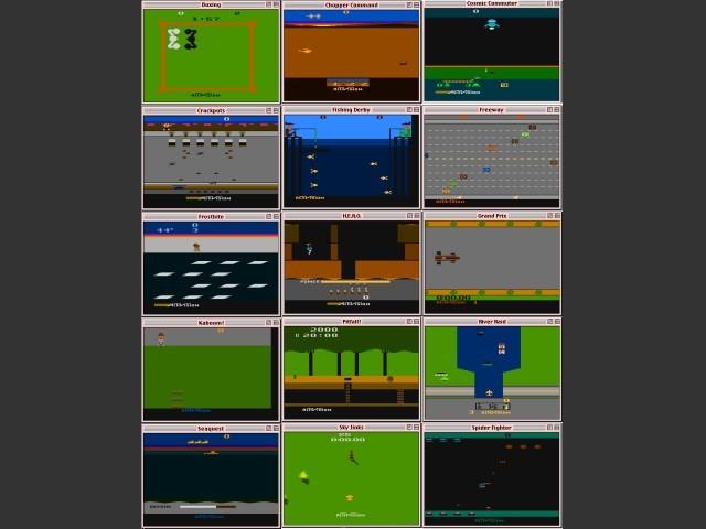 Activision's Atari 2600 Action Pack (1997)