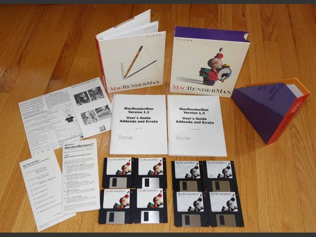 Complete set (2 version)