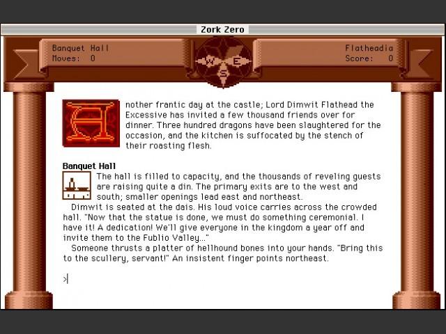 Zork Zero: Flatheadia