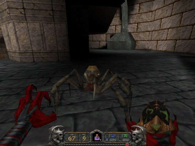 Hexen II (Unofficial Port) (2000)