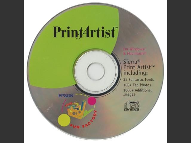 Print Artist 4.0 (Epson) (1996)